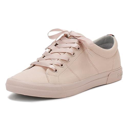 Tommy Hilfiger Mujer Rosa Y2285ARMOUTH 2D Zapatillas-UK 7: Amazon.es: Zapatos y complementos