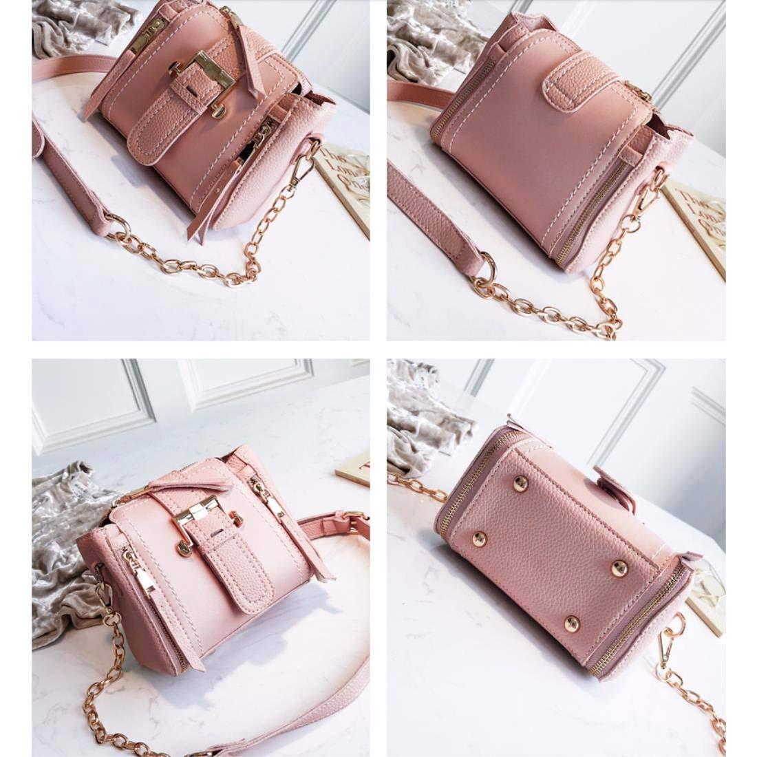 LIUXINDA-BB Umhängetasche aus Leder Leder Studio Handtasche Handtasche Handtasche Damen Schwarz B07GPJN51B Umhngetaschen Qualitätsprodukte 3e2ef1