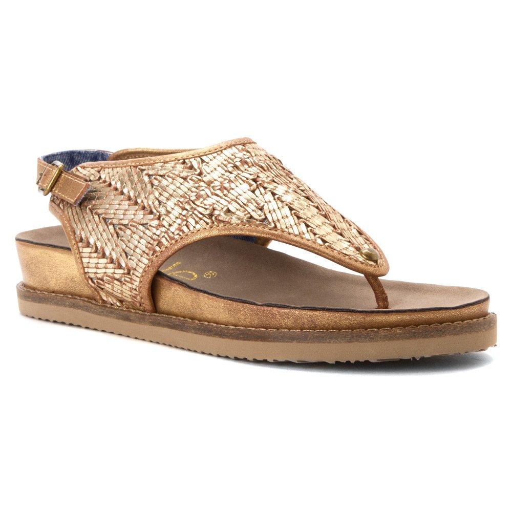 nicole Womens Randi Flat Sandals