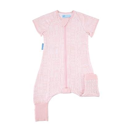 GroRomper - Saco de dormir (12 a 24 meses), color rosa ...
