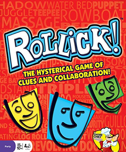Rollick! The Hysterical Team Charades