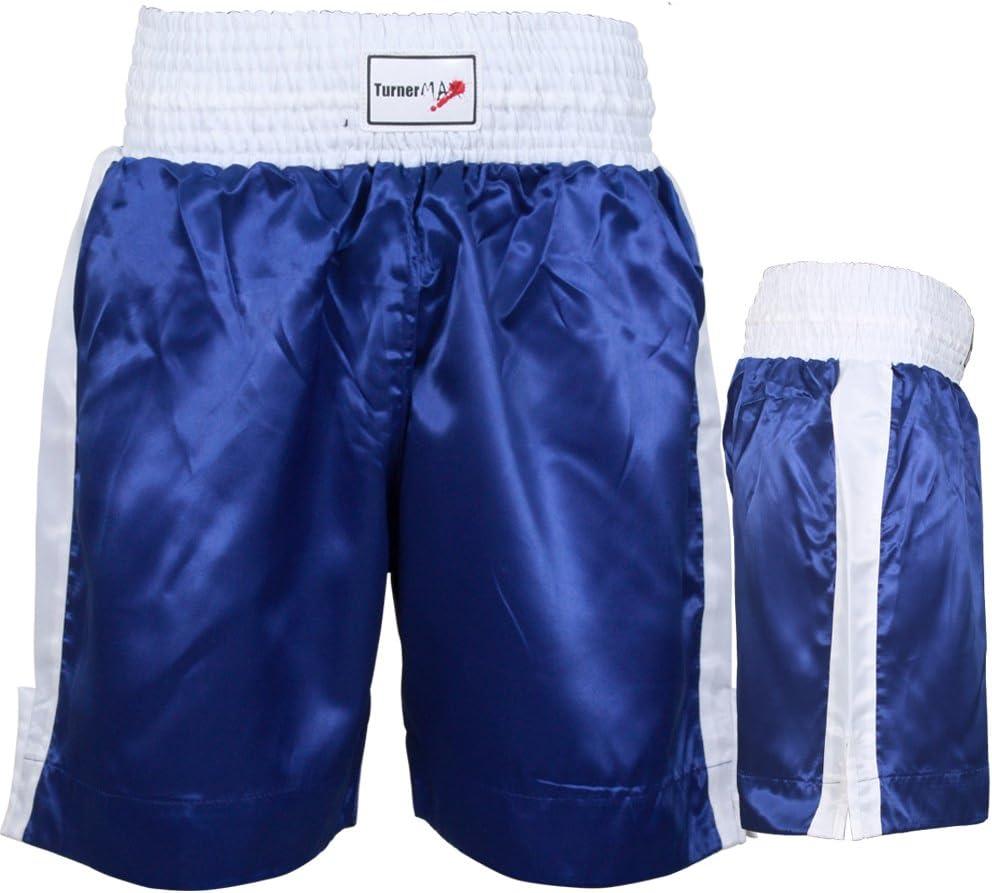 UFC Pantalones Cortos de Boxeo para Entrenamiento y Entrenamiento de Boxeo MMA TurnerMAX