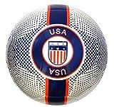 Vizari USA Trainer Soccer Ball 91853, White, 1