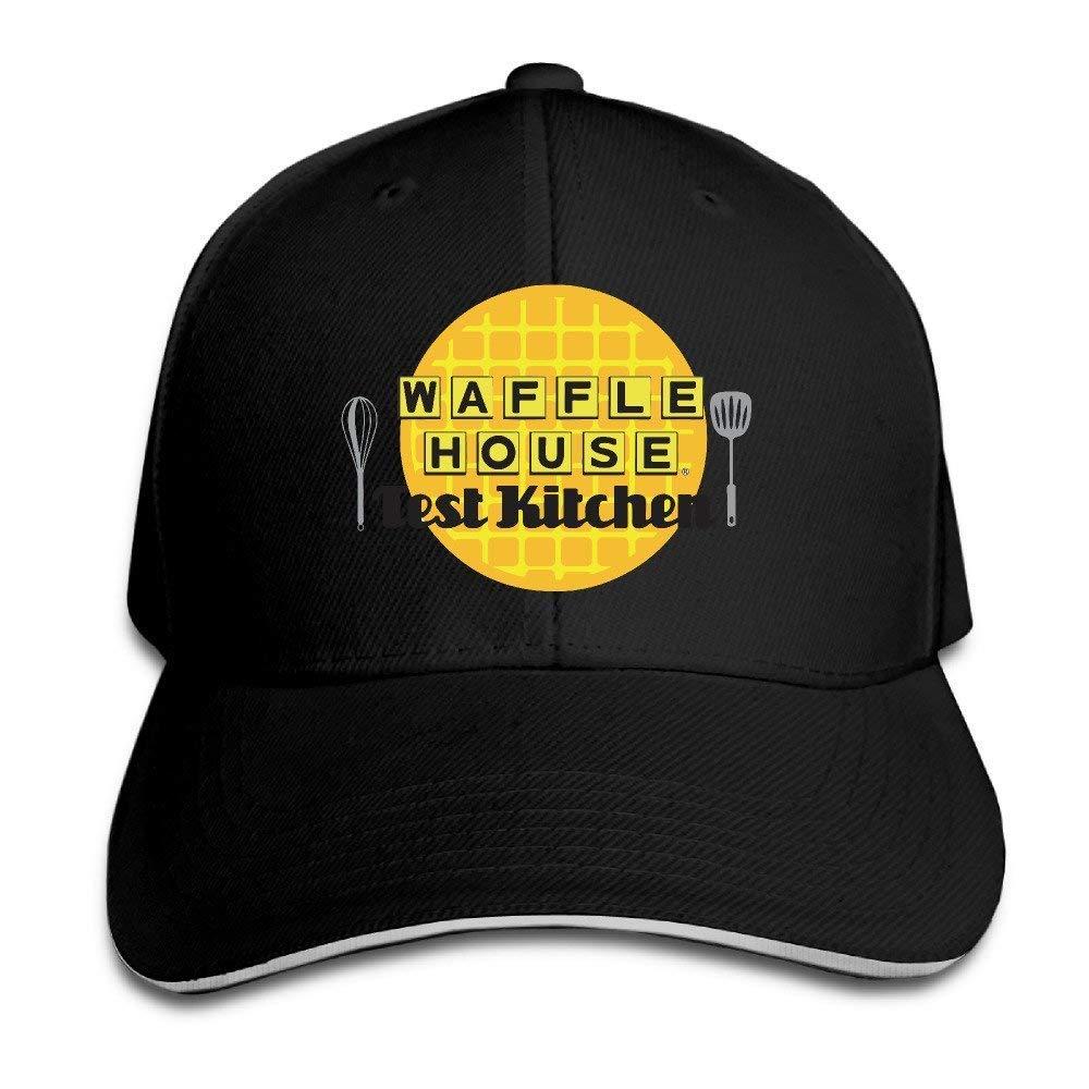 a4b4ef7bc12d3 Amazon.com  Facecho Unisex Adjustable Waffle House Hat Baseball Dad Hats  Snapback Bill Trucker Cap for Women Men Ash  Clothing