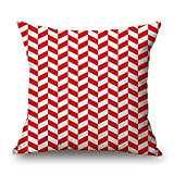Slimmingpiggy The Geometric Pillow Covers Of ,20 X 20 Inches / 50 By 50 Cm Decoration,gift For Home,relatives,bar,home Theater,kids Girls,son (each Side) offers