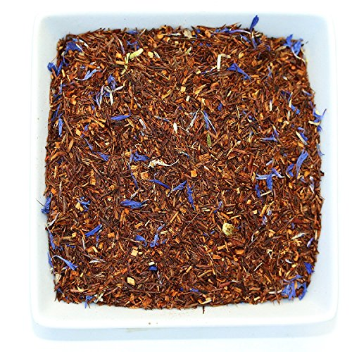 Tealyra - Rooibos Earl Grey - Caffeine-Free - Herbal Loose Leaf Tea - Red Bush Tea with Bergamot oil - Claming and Relaxing Blend