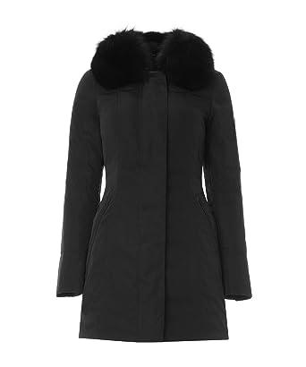 c8e76dcf2095 Peuterey - Giaccone Metropolitan GB Fur da Donna: Amazon.it: Abbigliamento
