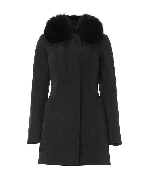 Peuterey - Giaccone Metropolitan GB Fur da Donna  Amazon.it  Abbigliamento 540db3b126f