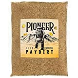 Pioneer Gold Paydirt Panning Pay Dirt Bag - Gold Prospecting Concentrate