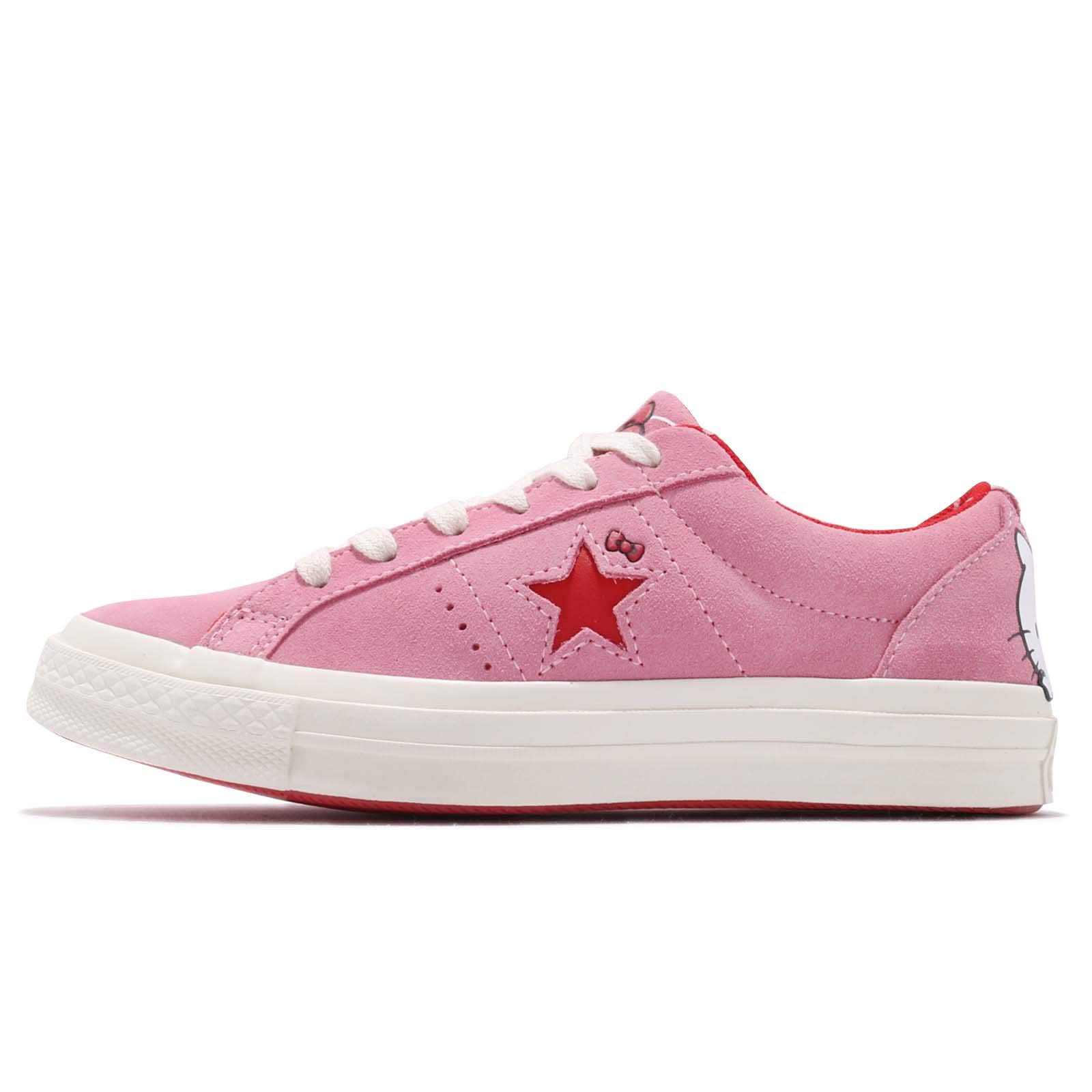 37f4611b4439f Galleon - Converse Chuck Taylor All Star Lo Hello Kitty Fashion ...