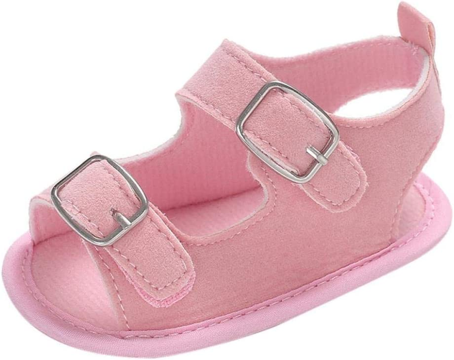 factory authentic later wide range ZHRUI Baby Sandals Unisex, Newborn Infant Baby Girls Crib Soft ...