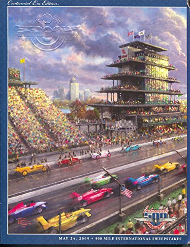 Indianapolis Motor Speedway Indy 500 Race Program 5/2008-Centennial Issue-FN