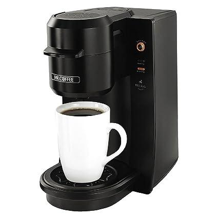 Amazoncom Mr Coffee Single Serve 93 Oz Coffee Brewer Black