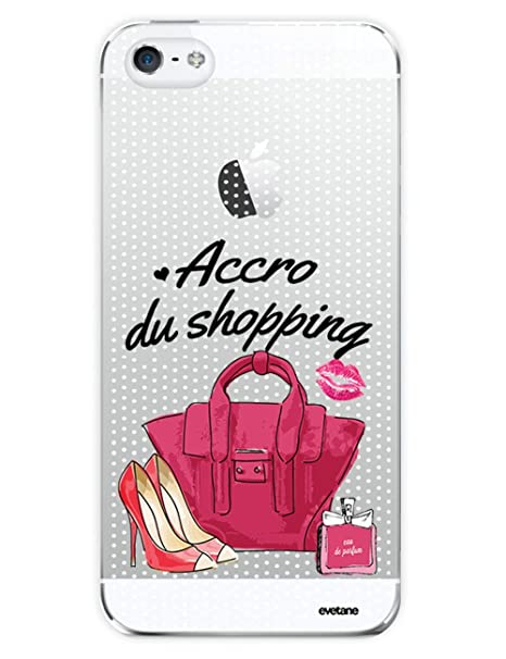coque iphone 5 shooping