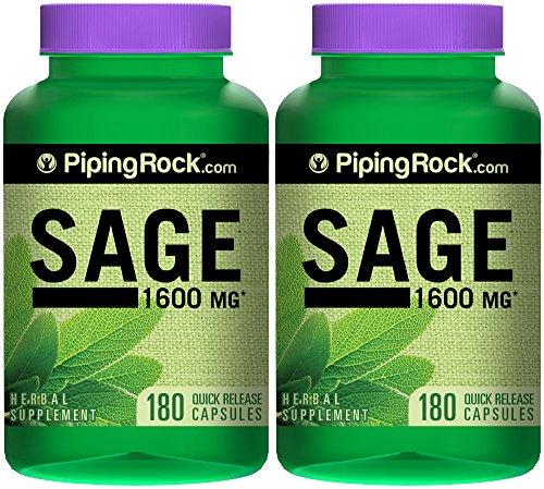 sage extract capsules - 1