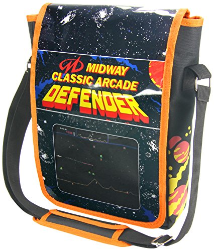 Defender Arcade Messenger Bag - Bag Art Haus