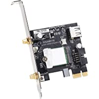Gigabyte GC-WB1733D-I Wireless-AC PCI-E Network Interface Card + Bluetooth v5.0-1733Mbps