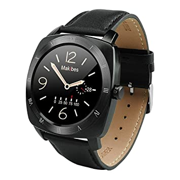 Makibes® Smartwatch Deportivo Bluetooth 4.0 para iOS/Android móvil ...