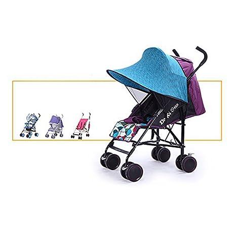 hsooor carrito, bebé coche Canopy Lluvia tienda multifunción ...