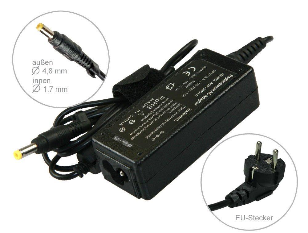 e-port24 - Cargador con adaptador AC para Asus Eee-PC 1000H ...
