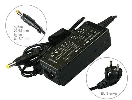 e-port24 - Cargador para ASUS EEE PC T101MT (36 W, Clavija ...