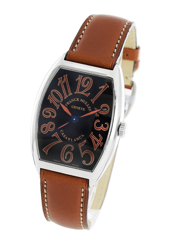 フランクミュラー カサブランカ サハラ 腕時計 メンズ FRANCK MULLER 6850 B C SHR[並行輸入品] B07CMY86QF