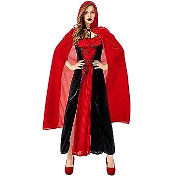 Jeff-chy Disfraz De Halloween Nightclub Queen Vampire Cosplay ...