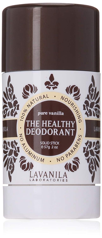 Lavanila Natural Aluminum-Free Deodorant. The Healthy Deodorant Pure Vanilla Scent (2 Ounces)