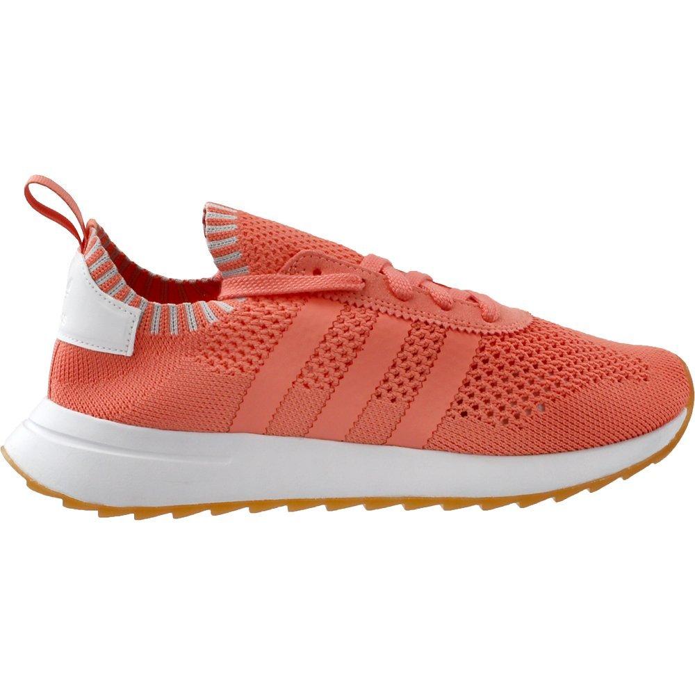 adidas Women's Flashback W PK Originals Running Shoe B07DQNL7JY 9 B(M) US|Orange