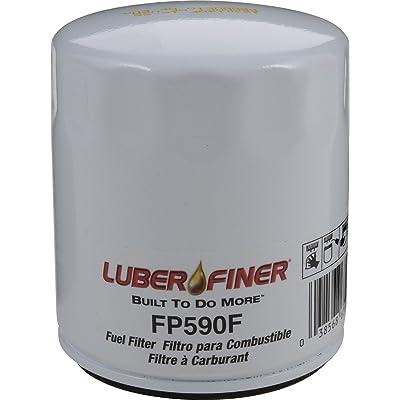 Luber-finer FP590F Heavy Duty Fuel Filter: Automotive