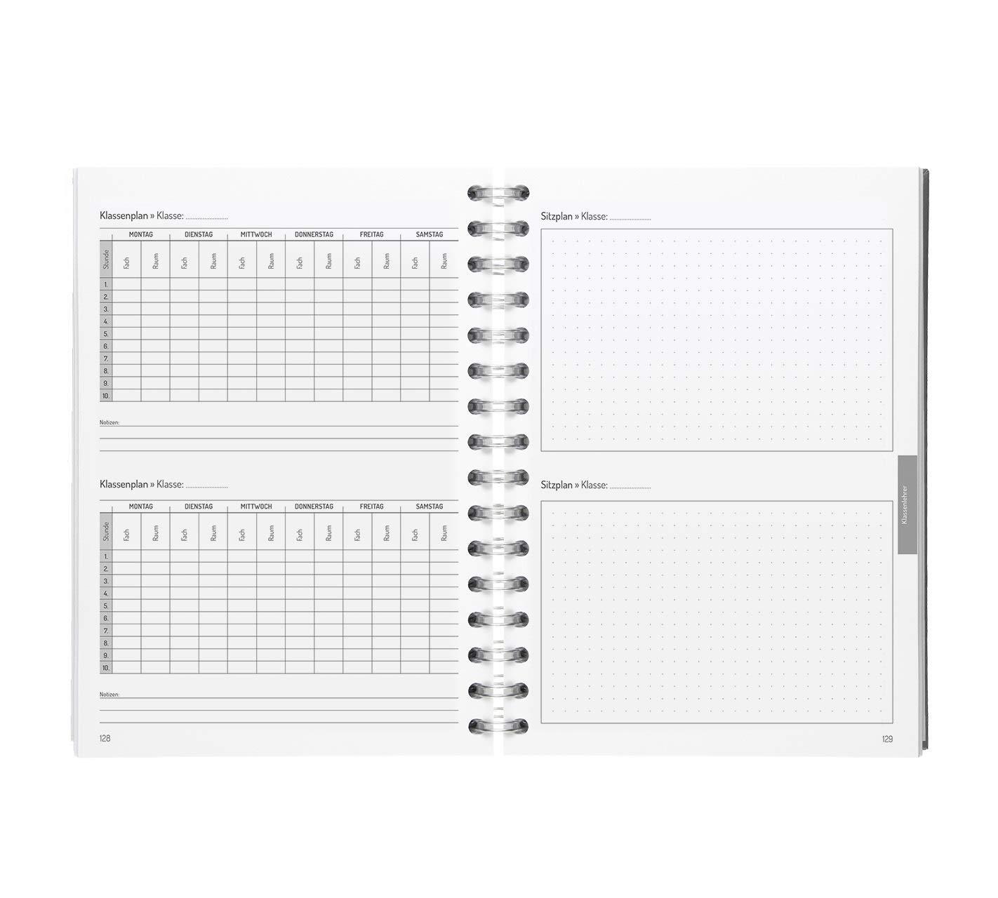 PERSEN - Agenda escolar 2019/20, DIN A5/A4, calendario para ...