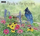 Lang 2017 Birds In The Garden Wall Calendar, 13.375 x 24 inches (17991001895)