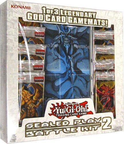 Konami YuGiOh Battle of the Giants Sealed Play Battle Kit...