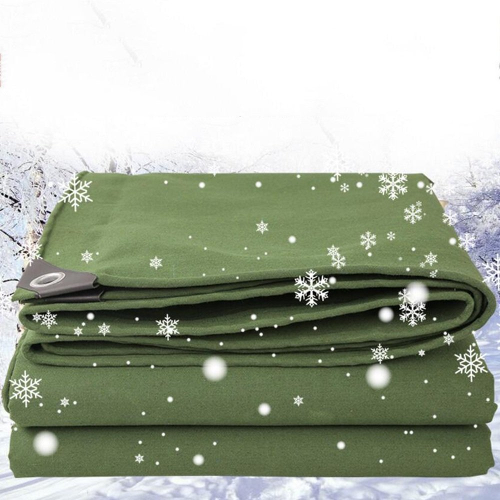 AJZGF AJZGF AJZGF Regenschutz Wasserdicht Plane im Freien Starkes Silikon-Segeltuch-LKW-Abdeckungshölzernes schützendes Schuppentuch-Isolierung abnutzungsBesteändiges Anti-Altern B07GD2V6BJ Abspannseile Modernes Design 13b009