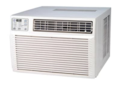 ComfortAire RAH123G 12,000 BTU Window Air Conditioner Heater