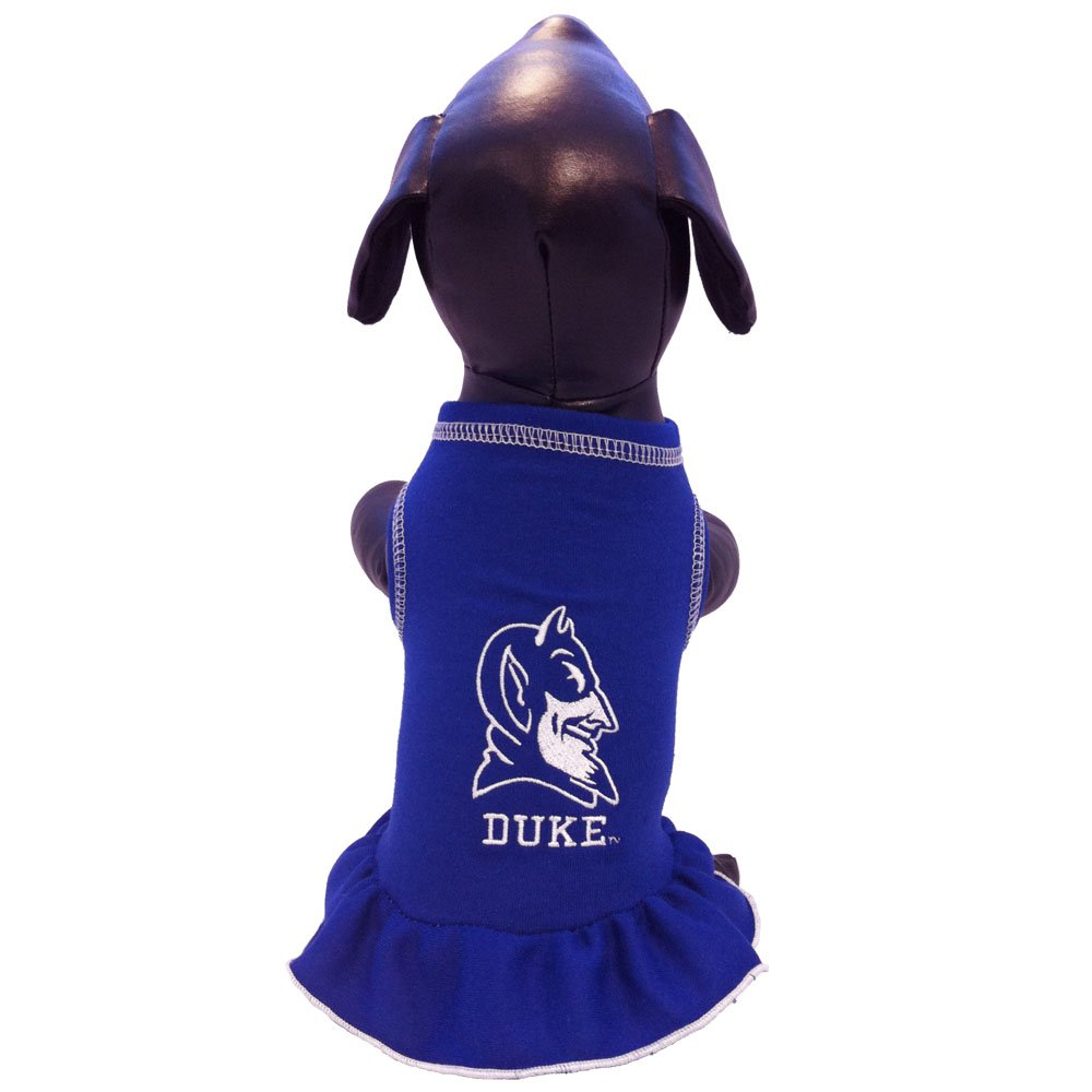 NCAA Duke Blue Devils Cheerleader Dog Dress