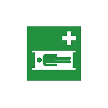 Rescue Hospital Sign Symbol In Accordance With Iso 7010 Description