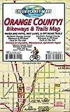 Orange County Bikeways and Trails Map