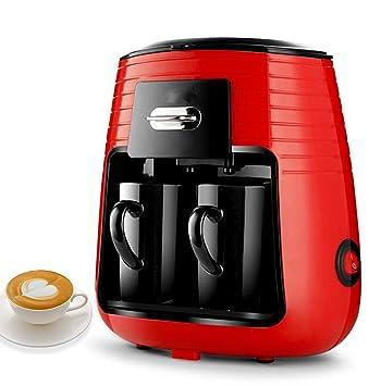 Love Life Máquina concentradora de café de 250 ml para el hogar Taza Doble Cafetera automática