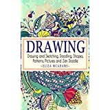 Drawing: Drawing and Sketching,Doodling,Shapes,Patterns,Pictures and Zen Doodle (drawing, zentangle, drawing patterns, drawing shapes, how to draw, doodle, creativity)