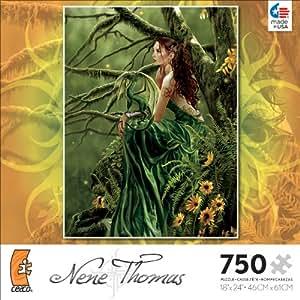Amazon.com: Ceaco Nene Thomas Fate Jigsaw Puzzle: Toys & Games