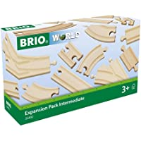 BRIO 33402 Expansion Pack Intermediate, 16 Pieces Train Set
