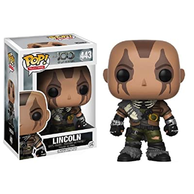 Funko POP TV The 100 Lincoln Toy Figure: Artist Not Provided: Toys & Games