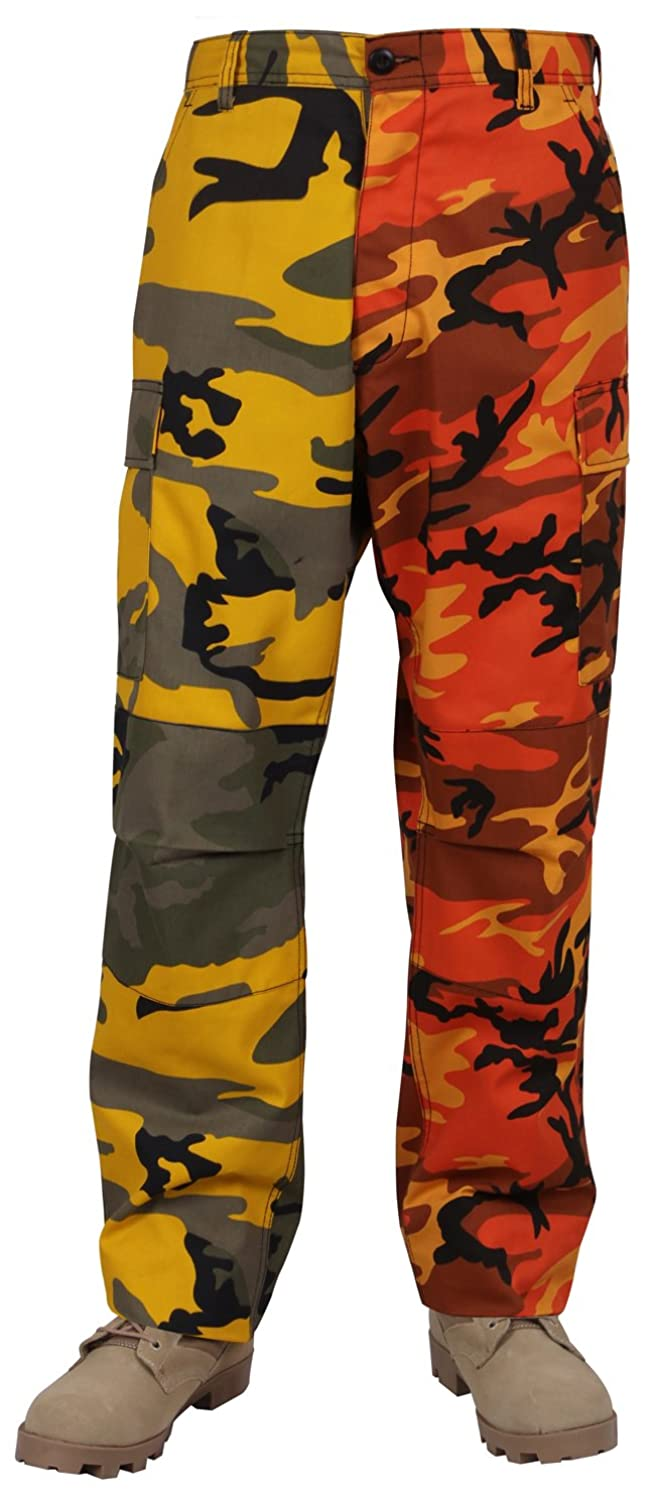 aa52baf913742 Details about Rothco 1830/1840 Two-Tone Camo BDU Pants