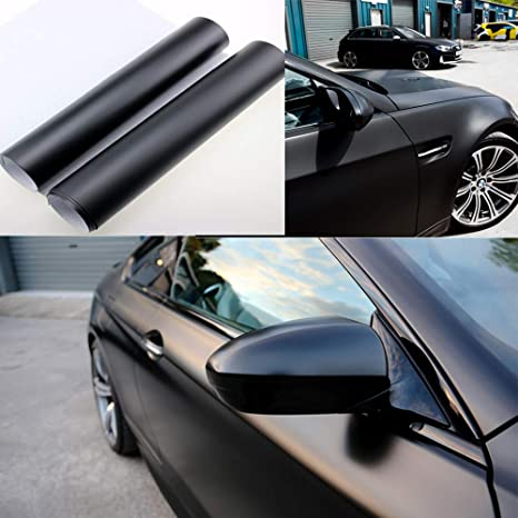Carbon Fiber Vinyl Car Auto Hood Engine Cover 5D Film Wrap Sticker Decal