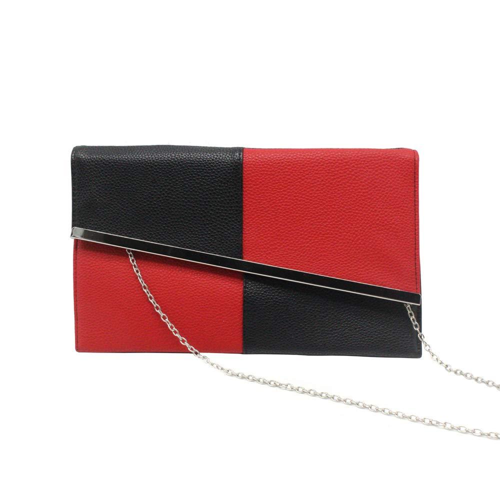 KEENICI PU Leather Envelope...