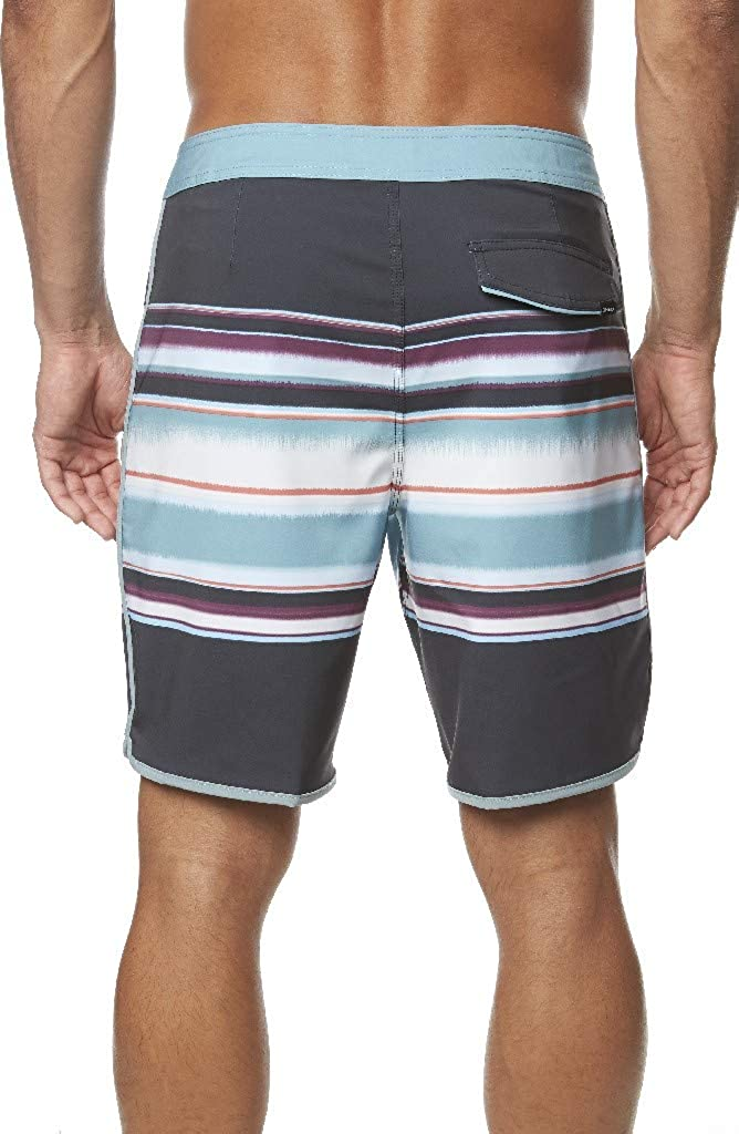 2908d00d7a Amazon.com: O'Neill Men's Water Resistant Hyperfreak Stretch Swim  Boardshorts, 19 Inch Outseam: Clothing