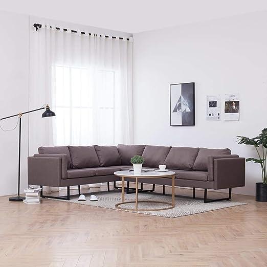 UnfadeMemory Sofa Salon de Esquina,Decoración de Hogar ...