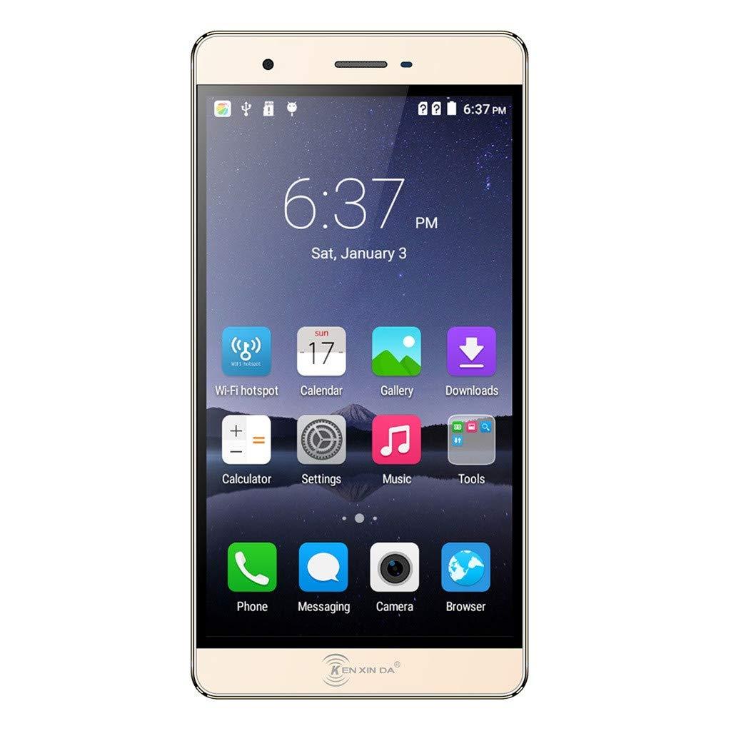 WiFi GPS Smartphone Clearance Sale,NDGDA R7S 5.5Inch MTK6753 2+16G 2650mAh Cellphone US