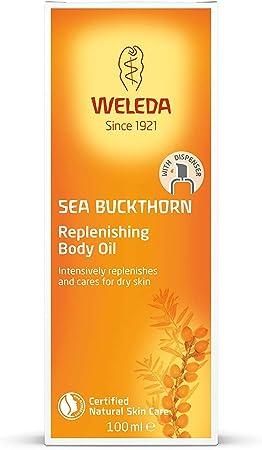 Weleda, Sea Buckthorn Body Oil, 3.4 Fl Oz